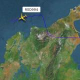 Avión ruso viola espacio aéreo colombiano