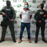 Cae alias 'Puchi', señalado jefe del ELN en sur de Bolívar