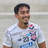 Fabián Sambueza habla de Junior vs. Santa Fe en Copa Libertadores