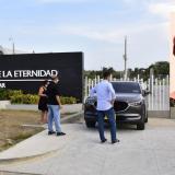 Exhuman cadáver que había sido intercambiado en Barranquilla