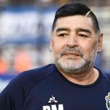 Expareja de Maradona denuncia falta de atención médica