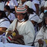 Arhuacos exigen al Gobierno no intervenir en su autonomía