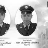 Asesinan a dos policías en Caquetá
