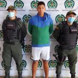 Por masacre en Juan Mina, capturan a alias el Dientón