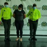 Cae 'Pucca', señalada de extorsionar a trabajadoras sexuales