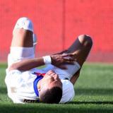 Mbappé se lesiona ante el Metz