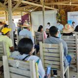 Energía eléctrica para comunidades wayuu en el Cabo de la Vela