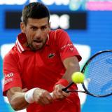 Djokovic no jugará la final en Belgrado