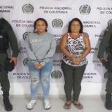 Capturadas por secuestro de niña norteamericana