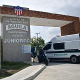 Roban en sede del Junior en Sabanilla, Atlántico