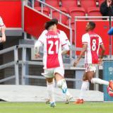 El Ajax se proclama campeón virtual de la Eredivisi