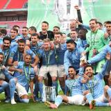 Manchester City gana la Copa de la Liga de Inglaterra