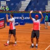 Cabal y Farah ganan en Barcelona