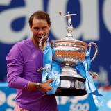 Rafael Nadal es el ganador del Trofeo Conde de Godó