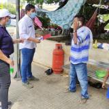 Buscan identificar covid en población indígena desplazada en Montería