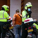 Policía impuso 860 comparendos en operativos realizados en el Atlántico