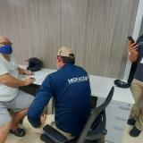 Expulsan del país a narco extranjero que se escondía en Santa Marta