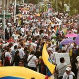 Activan medidas preventivas en el Atlántico ante manifestaciones de este 28 de abril