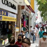 Gremios del Centro piden flexibilizar medidas contra la covid