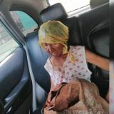 Rescatan a habitante de calle que deambulaba en Barranquilla
