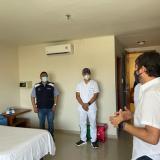 Barranquilla amplía número de camas hospitalarias para covid-19