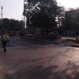 Fallece hombre en accidente de tránsito con una tractomula en Simón Bolívar