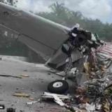 Tres muertos al estrellarse avioneta en Florida, EE. UU.