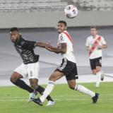 Penalti contra Borja River vs. Junior