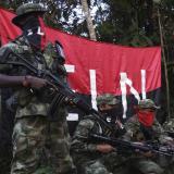 Bruselas pide al Eln detener violencia y liberar a secuestrados