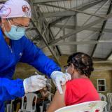 Atlántico recibió 18.560 vacunas para avanzar con inmunización