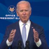 """""""Las grandes empresas y los ricos deben pagar su parte"""": Biden"""