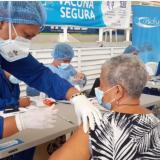 Toque de queda y ley seca continuos en Santa Marta