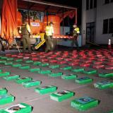 Policía incauta media tonelada de coca al 'Clan del Golfo' en Sucre