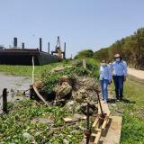 Cormagdalena y Findeter entregan insumos a pescadores de Barranquilla