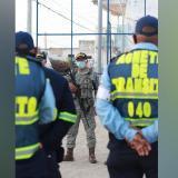 Tránsito de Soledad hace un llamado a respetar toque de queda y ley seca