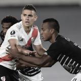Ditta se perderá el partido ante Fluminense