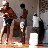 Un centro de acogida que cambia el día de los habitantes de calle