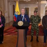 Paro Nacional: presidente Duque envía militares a las calles