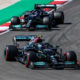 Hamilton ganó en Portimao; Verstappen llegó segundo en el GP de Portugal