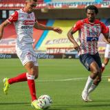 Didier Moreno dice que Junior va por el título