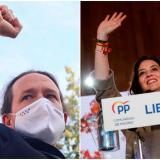 Madrid, el termómetro de la política española