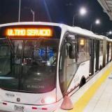 Transmetro no restablecerá el servicio este lunes por protestas
