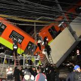 Decenas de muertos y heridos tras desplomarse un metro en México