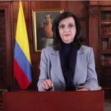 Protestas: Claudia Blum y Diego Molano se reunirán con cuerpo diplomático por protestas