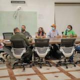 Dau y comité de DDHH de UniCartagena fijan compromisos sobre marchas