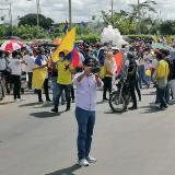Desórdenes en varias ciudades de la Costa Caribe