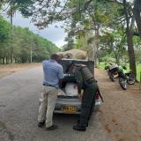 Incrementan controles en Tierralta tras asesinato de policías