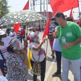 Dau se suma a la marcha de hoy en Cartagena
