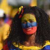 El arte suaviza el rostro de las protestas en Colombia y propone reflexión