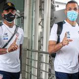 Luis 'Cariaco' González no estará en partido Junior vs. Fluminense